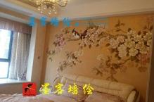 墙绘引领装饰潮流